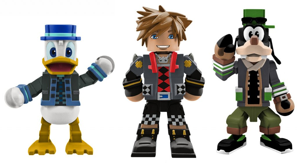 Vinimates Kingdom Hearts W4
