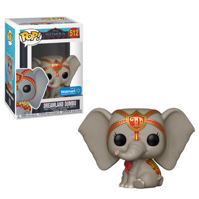 34218 Disney DumboLiveAction DreamlandDumboRed POP GLAM