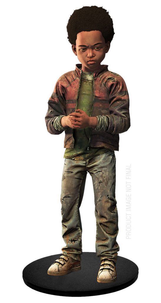 The Walking Dead: The Final Season - AJ figure