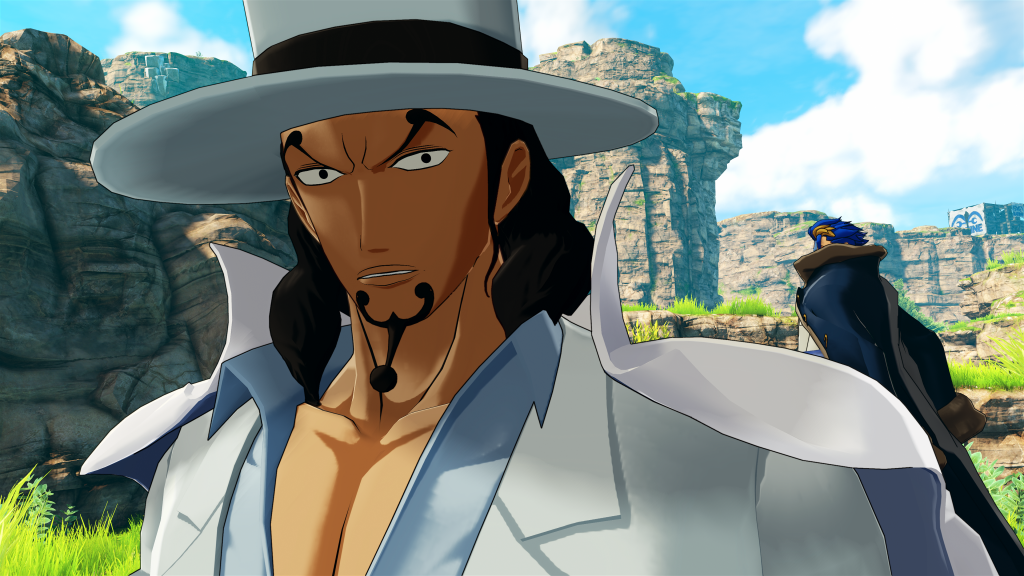 One Piece World Seeker - Cipher Pol