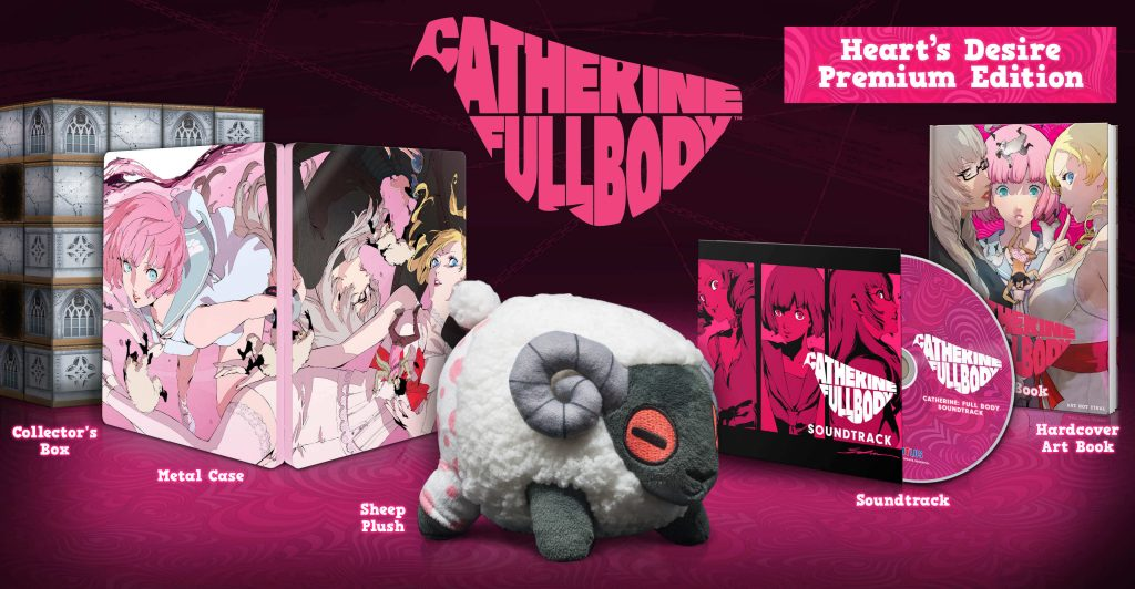 Catherine: Full Body - premium edition