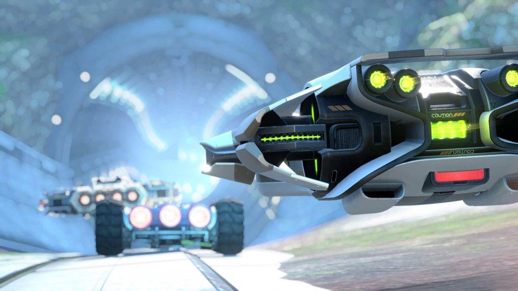 GRIP: Combat Racing - head to head