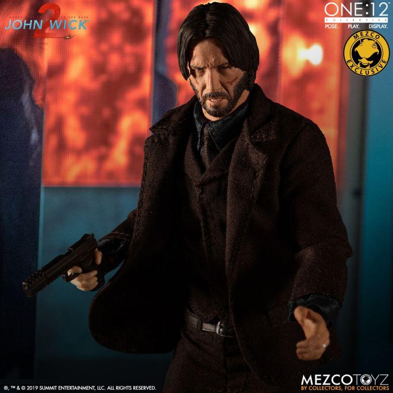 Mezco John Wick 3