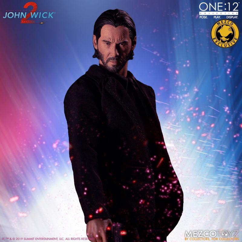 Mezco John Wick 5