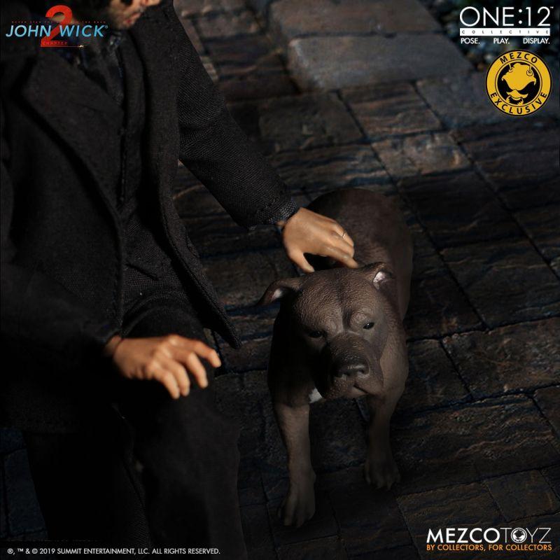 Mezco John Wick 8