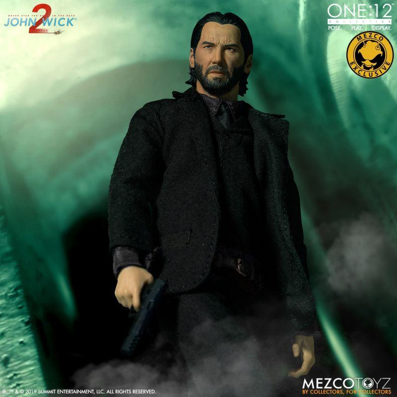 Mezco John Wick 2