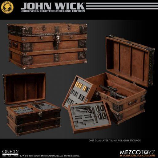 Mezco John Wick 10