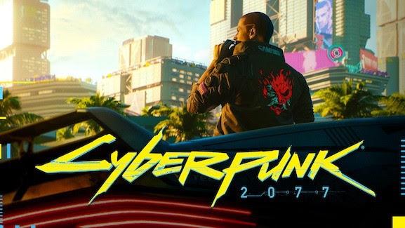 Cyberpunk 2077 - logo