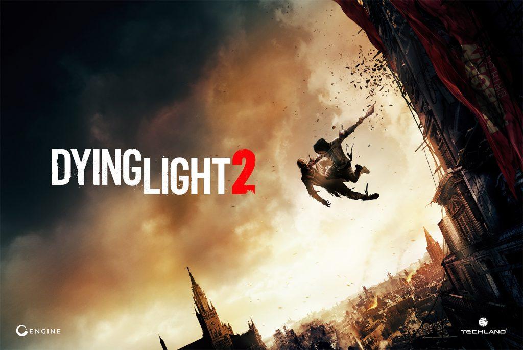 Dying Light 2 - key art