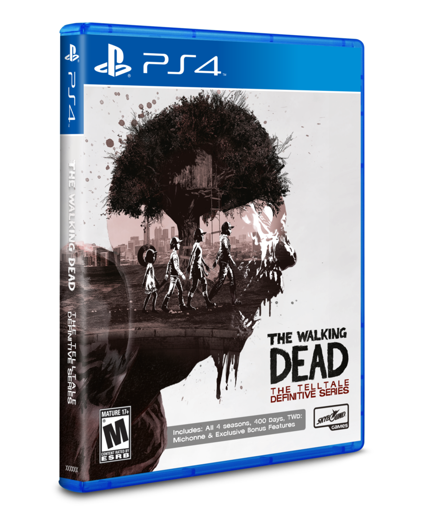 Box Art TTTWD PS4