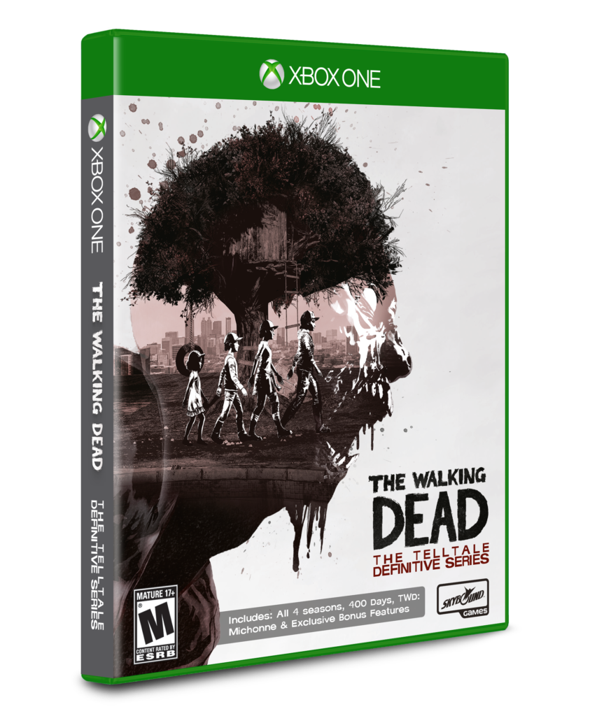 Box Art TTTWD XB1