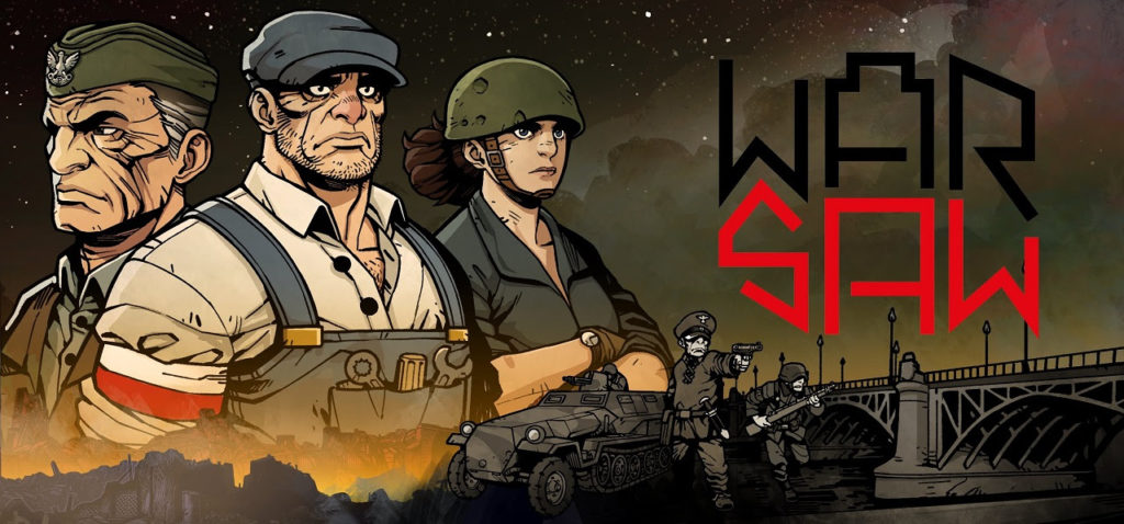 Warsaw - logo