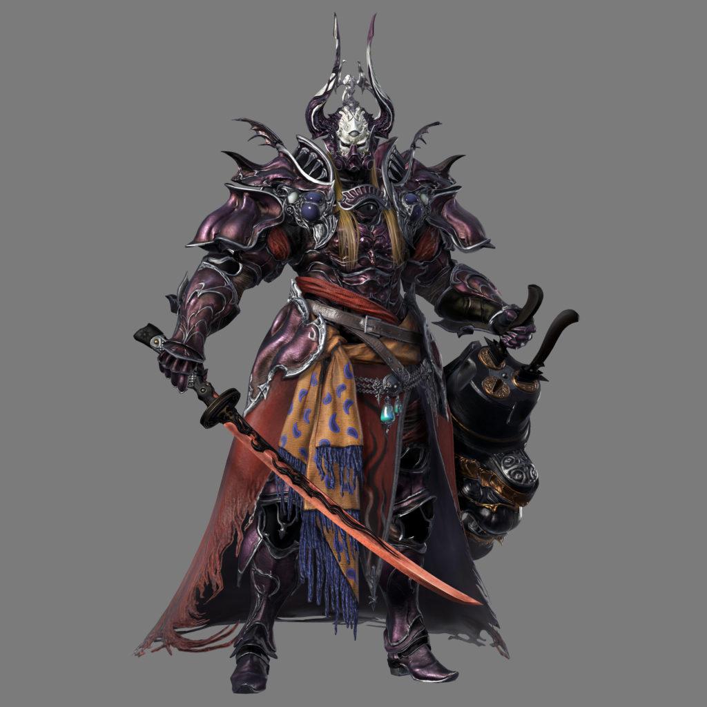 Dissidia Final Fantasy NT - Zenos