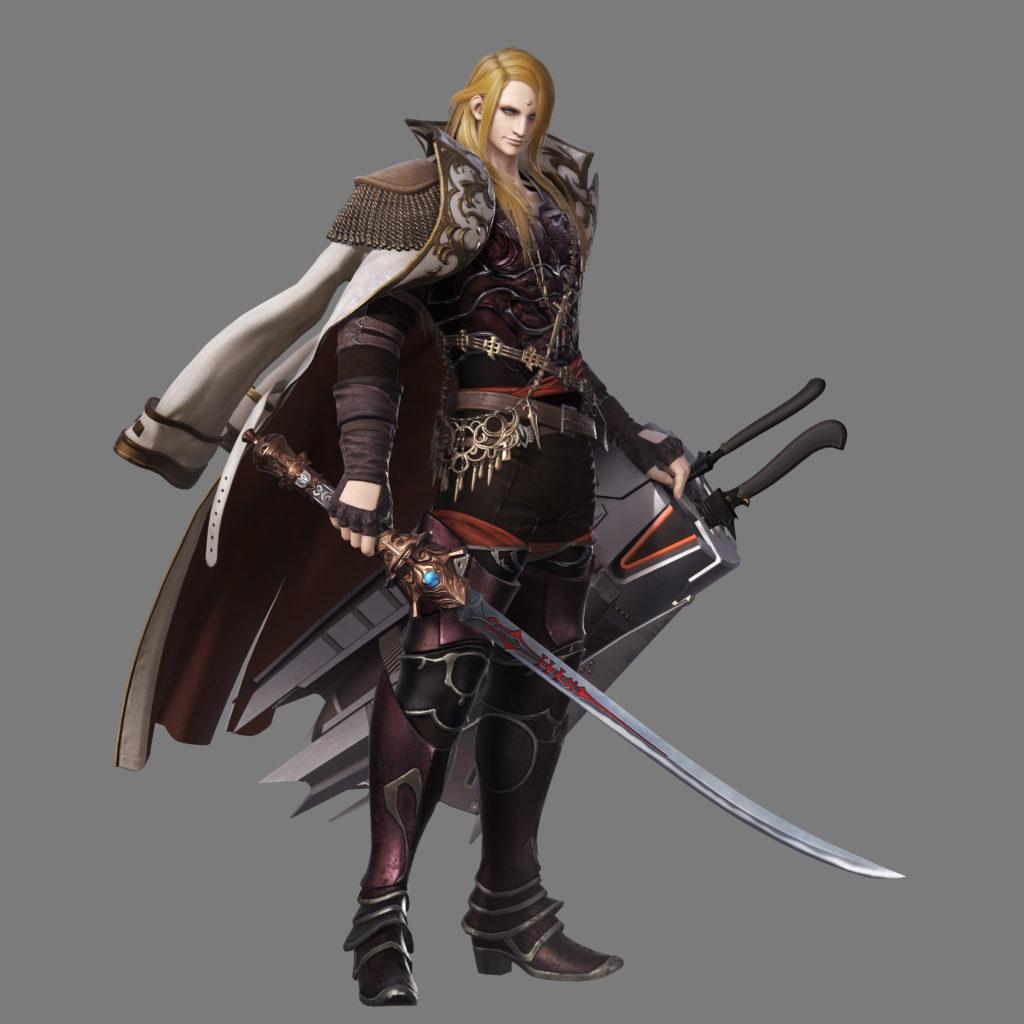 Dissidia Final Fantasy NT * Zenos alternate