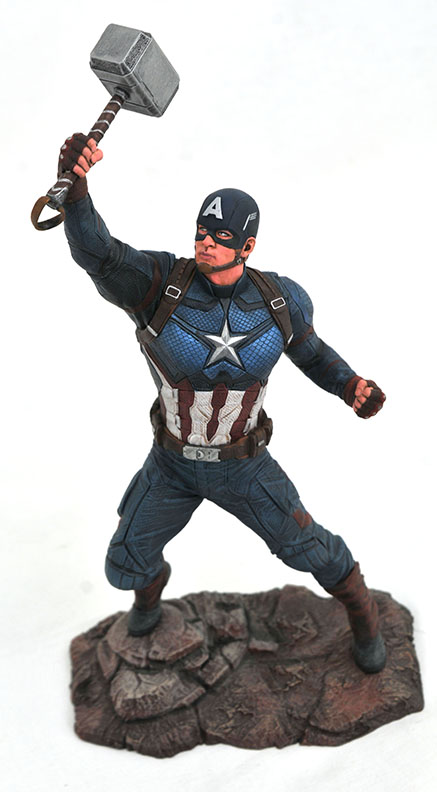 MarvelGalleryA4 CaptainAmerica