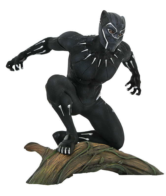 BlackPantherCollectorsStatue
