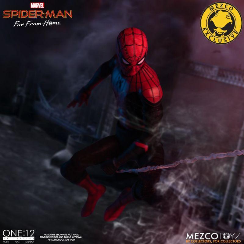 Mezco One12 Spider Man FFH 1