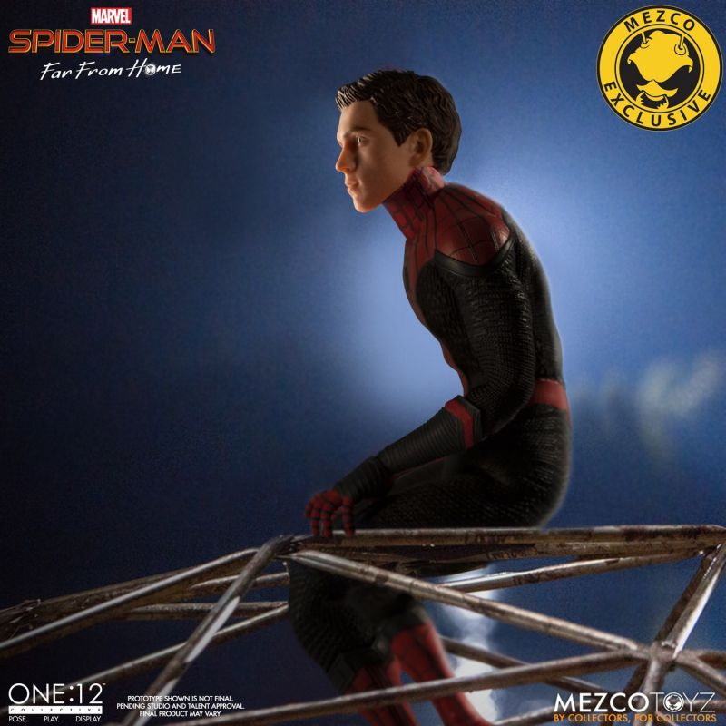 Mezco One12 Spider Man FFH 2
