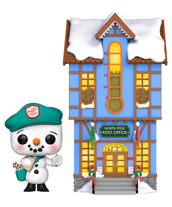 Pop  Town Holiday 2