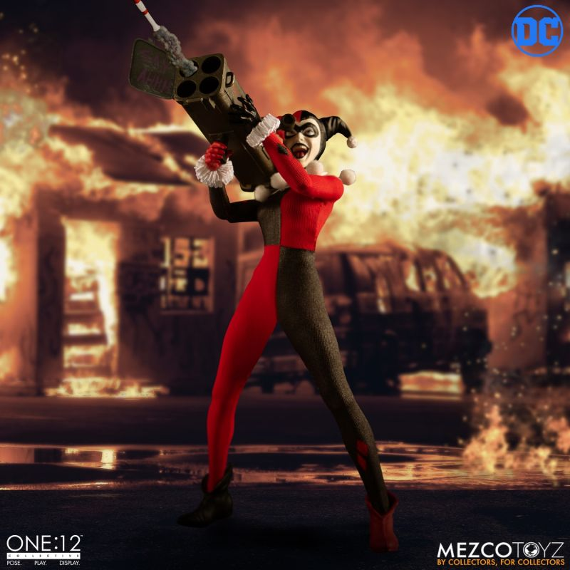 Mezco One12 Harley 9