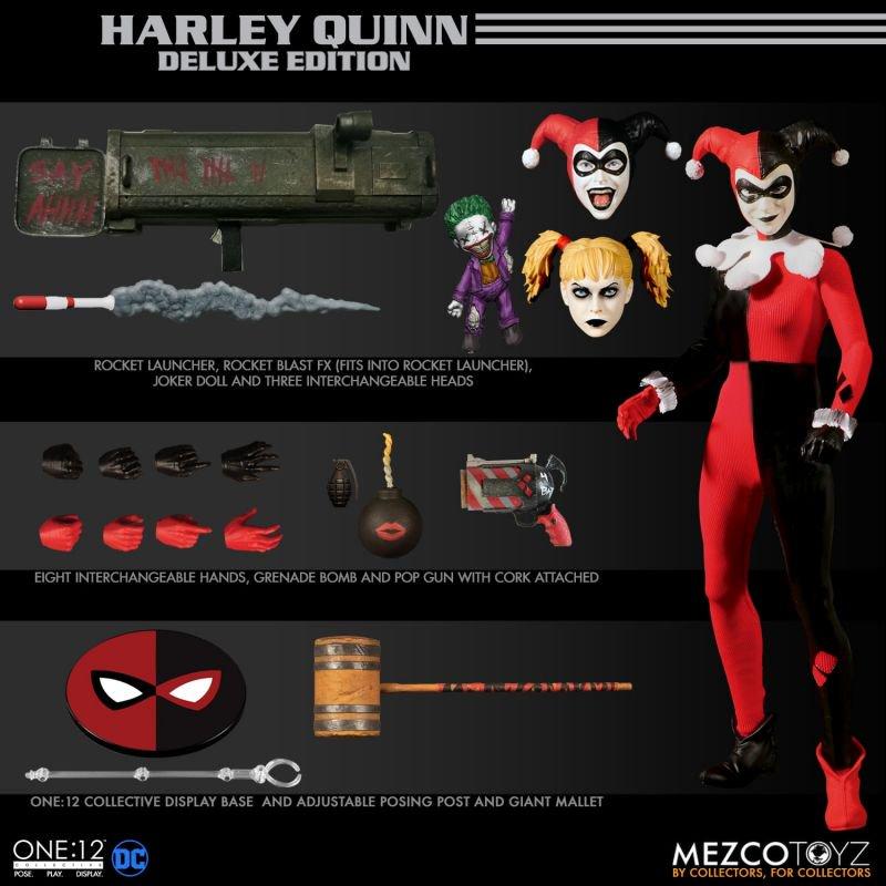 Mezco One12 Harley 10