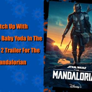 The Mandalorian Season 2 Feature