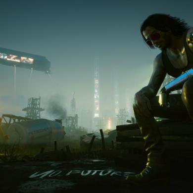 Cyberpunk 2077 - No Future