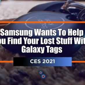 Samsung SmartTags Feature