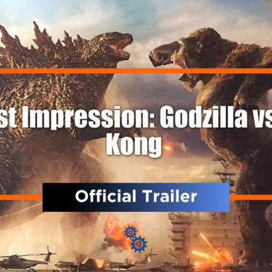Godzilla vs Kong Feature