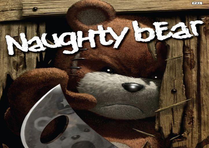 naughty bear slider