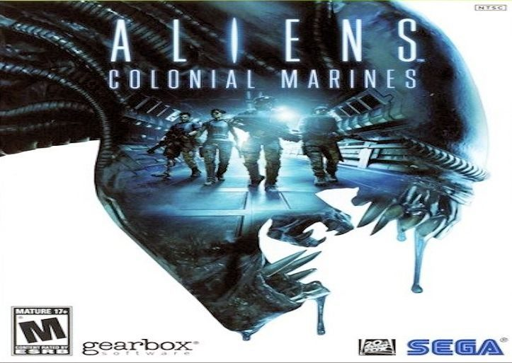 Aliens Colonial Marines Slider