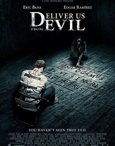 Deliver Us From Evil Poster 404x600