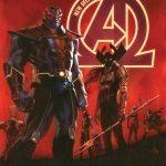 New Avengers 24 Cover