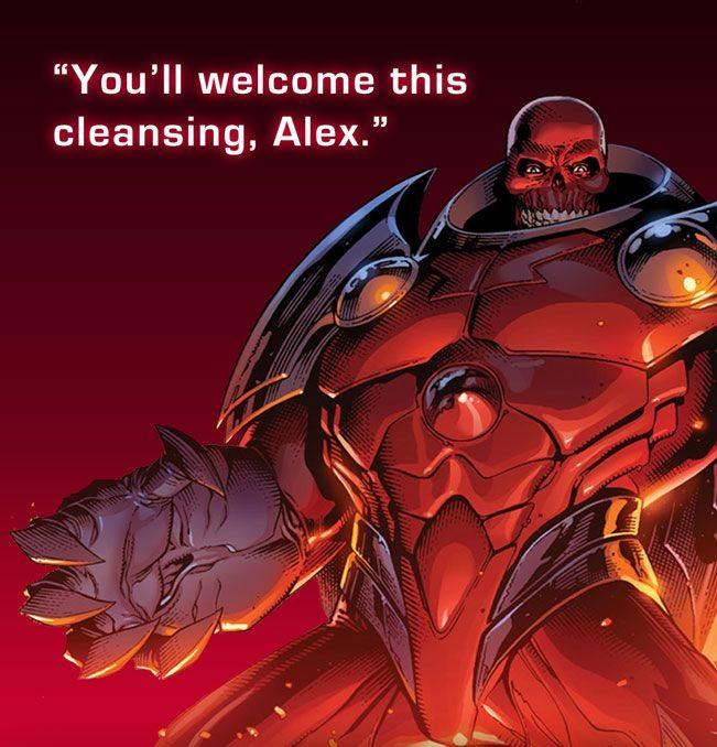 Avengers X Men AXIS Slider