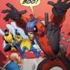 All New X Men 33 Ferry Deadpool 75th Variant