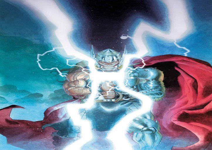 Thor God of Thunder 25 Slider