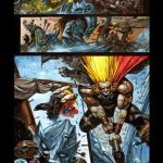 Thor God of Thunder 25 Preview 1