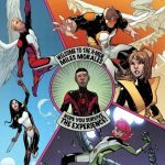 All New X Men 32 Cover