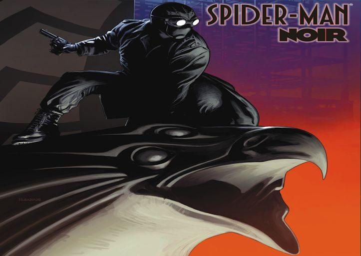 Edge of Spider Verse 1 2nd Print Slider