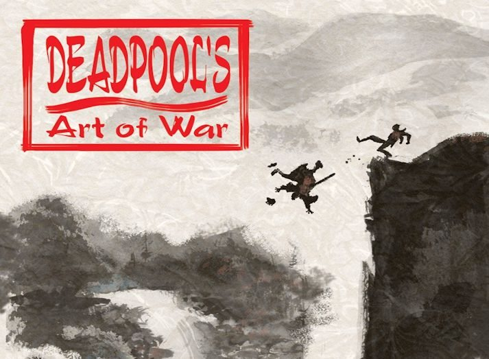 Deadpool Art of War 1 Slider