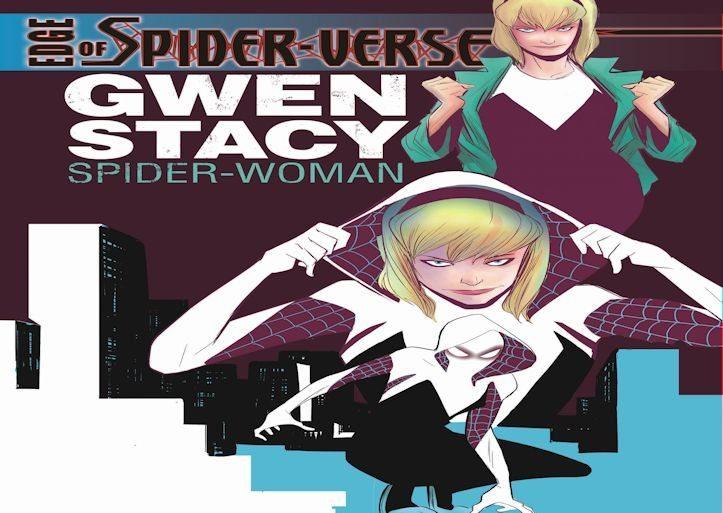 Edge of Spider Verse 2 2nd Printing Slider