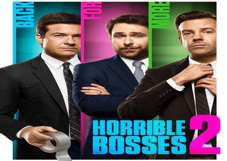 Horrible Bosses 2 Slider