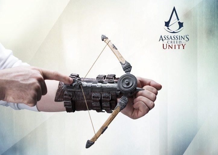 Assassins Creed Unity Phantom Blade Slider