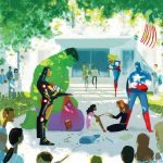 Avengers No More Bullying Campion Cover