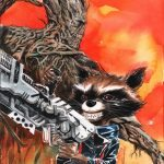 Guardians of the Galaxy 21 Nguyen RRG Variant