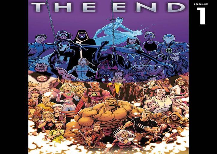 Ultimate Universe The End 2015 Slider