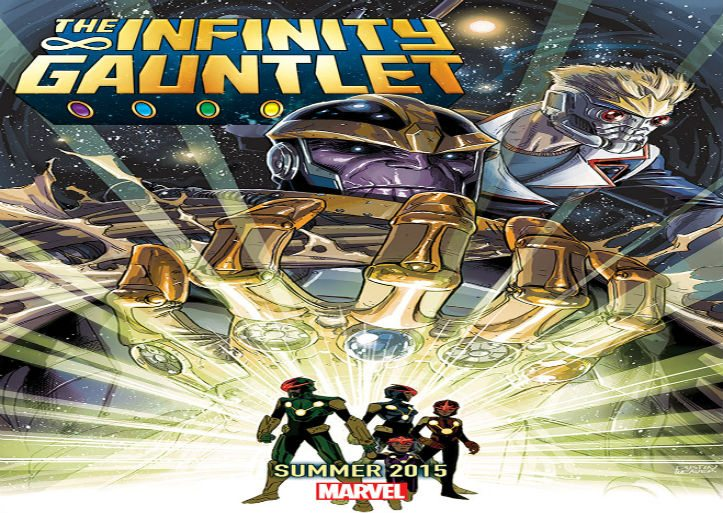 Infinity Gauntlet 2015 Slider