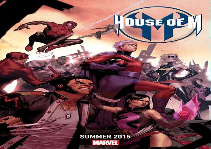 House of M 2015 Slider
