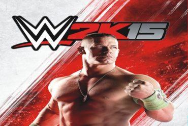 WWE 2K15 Cover Slider