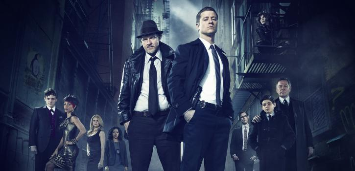 Gotham Cast Shot